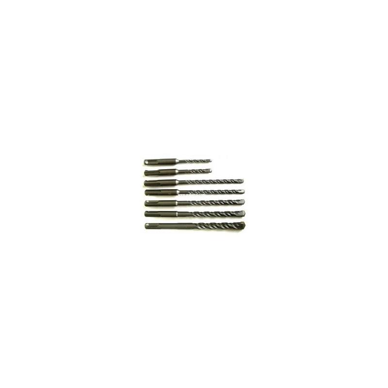Carbide Drill Bits - SDS Max / SDS Plus - Smaller Sizes