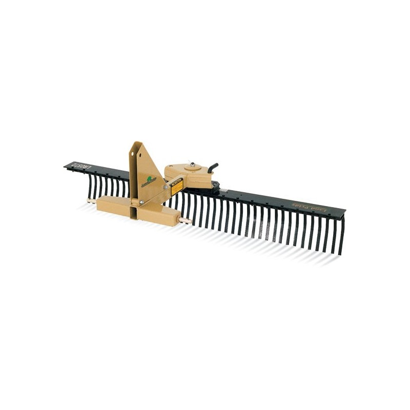 Rake implement - 3 point hitch