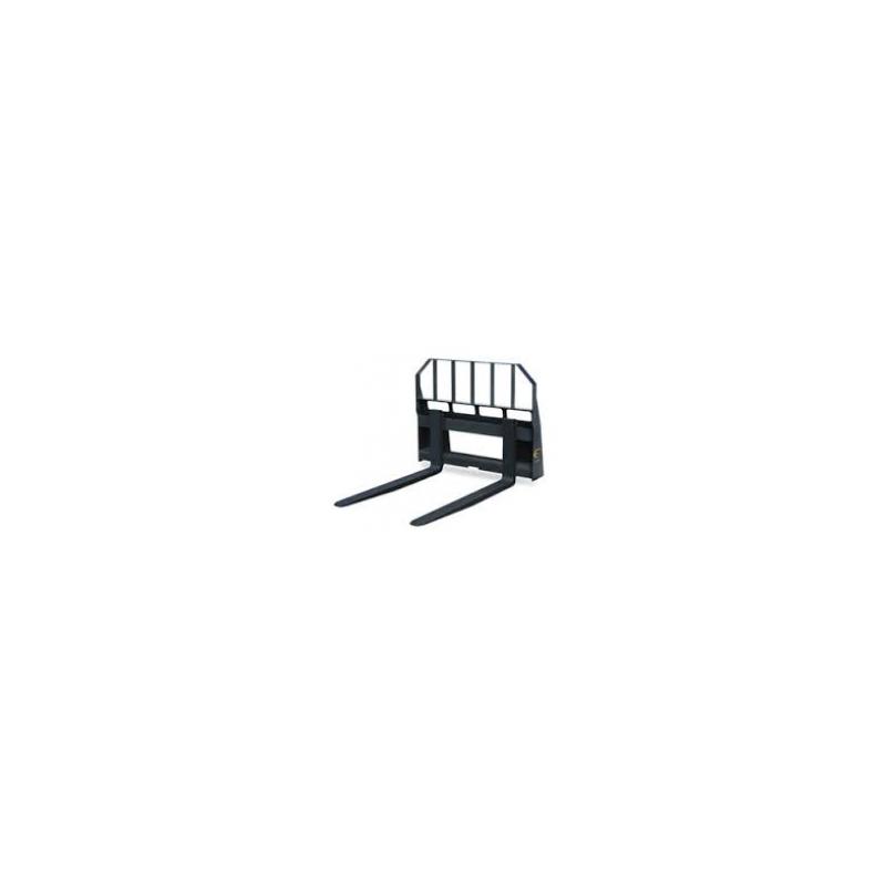 Fork Attachment - Skid Steer