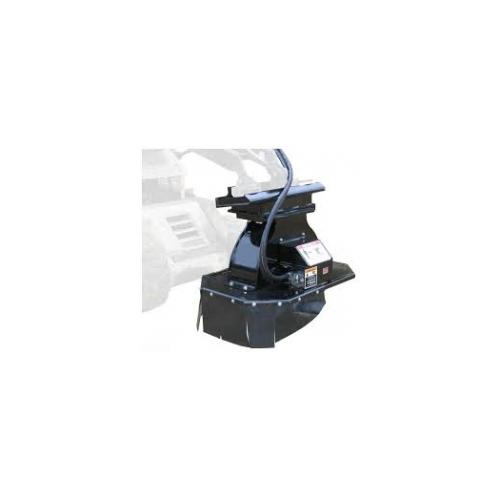 Stump Grinder Attachment - Mini Skid Steer