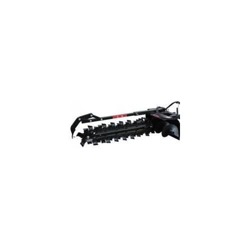 Trencher Attachment - Mini Skid Steer