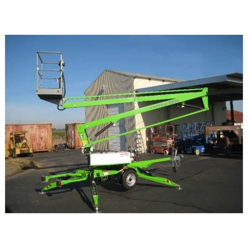 Towable Boom Lift - 40 ft