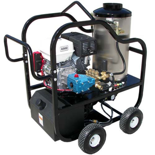 Hot Pressure Washer - Portable