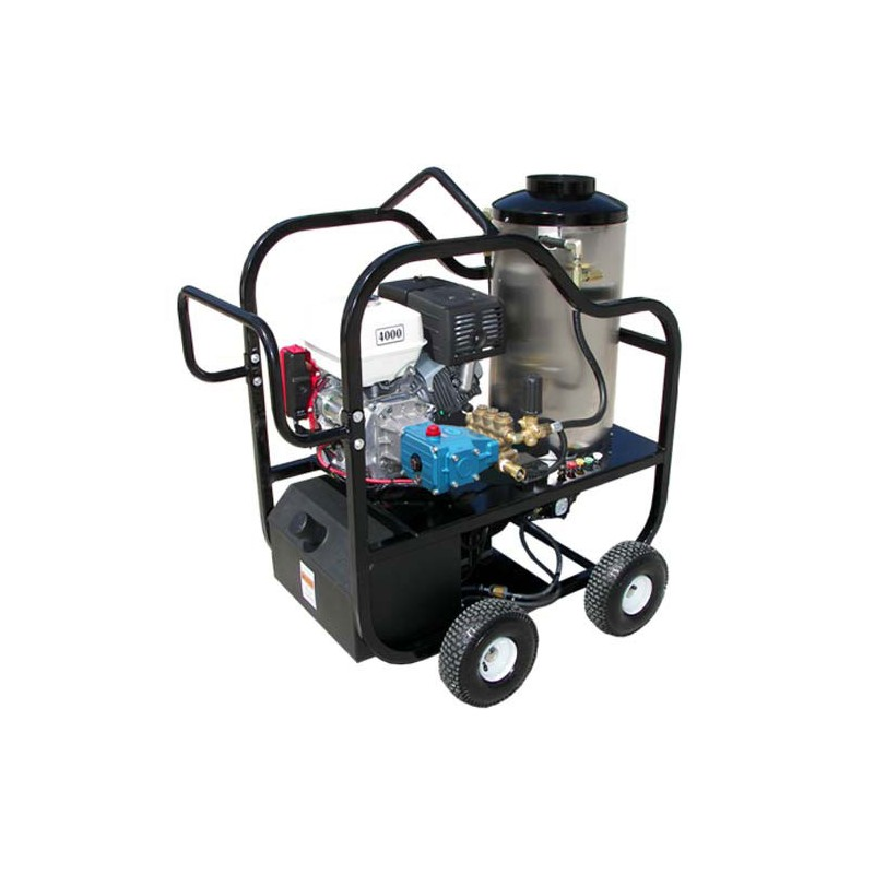 Hot Pressure Washer Portable Tool Rental Depot Store