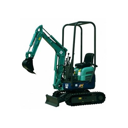 Mini Excavator - 1500 lb