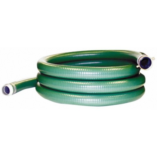 "Hose 3"" x 20' suction"