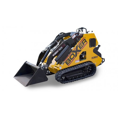 Mini Skid Steer - Track Drive