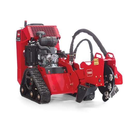 STUMP GRINDER, 26HP