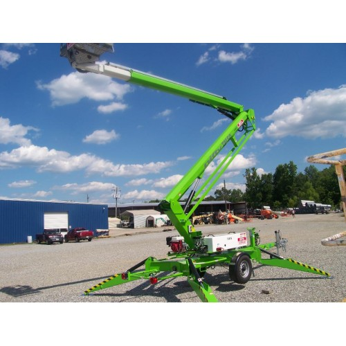 Towable Boom Lift - 56'