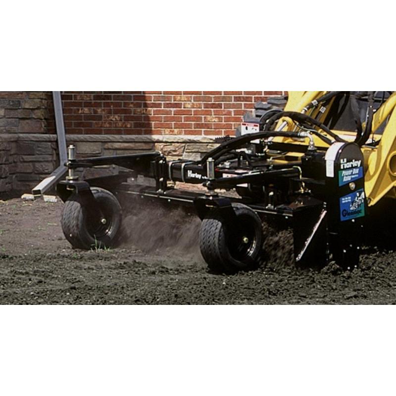 harley rake skid steer attachment tool rental depot store