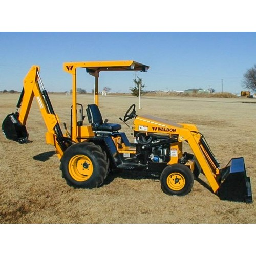 Compact Backhoe/Loader