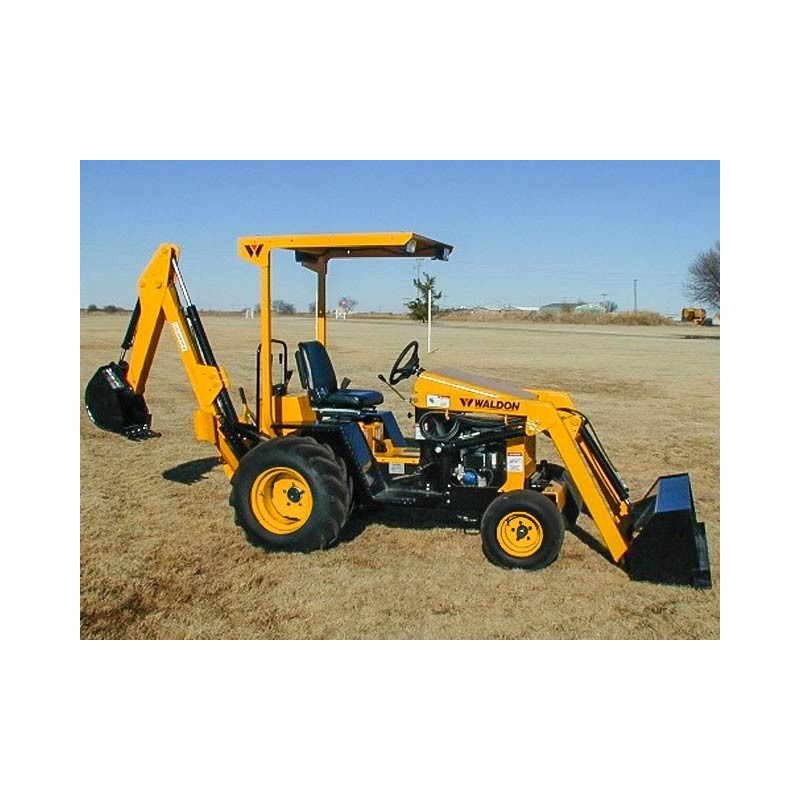 Honda Financing Rates >> Compact Backhoe/Loader - Tool Rental Depot Store