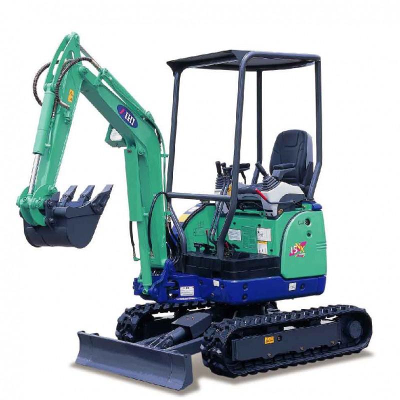 Mini Excavator - 3500 lb