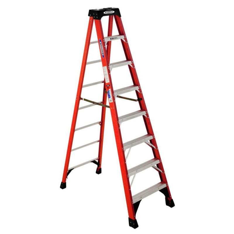 8' A-Frame Ladder