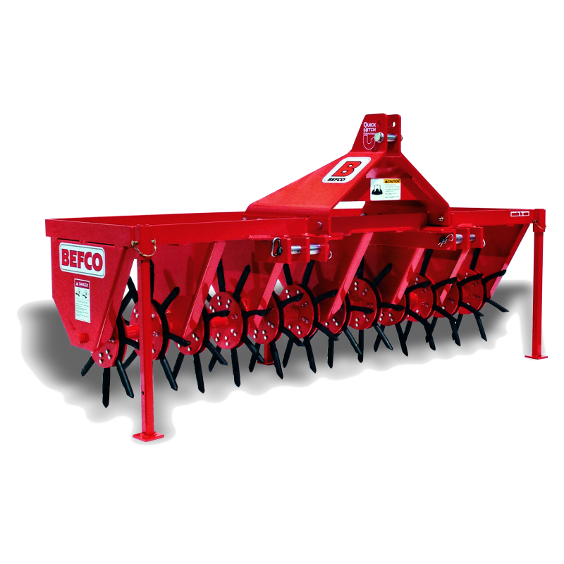 Aerator - 3 point hitch