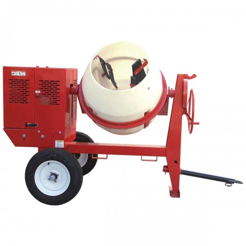 Concrete Mixer - Towable
