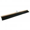 "Concrete Broom 24"" Wood Block"